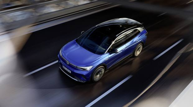 Οι τιμές του Volkswagen ID.4 για την ελληνική αγορά [vid]