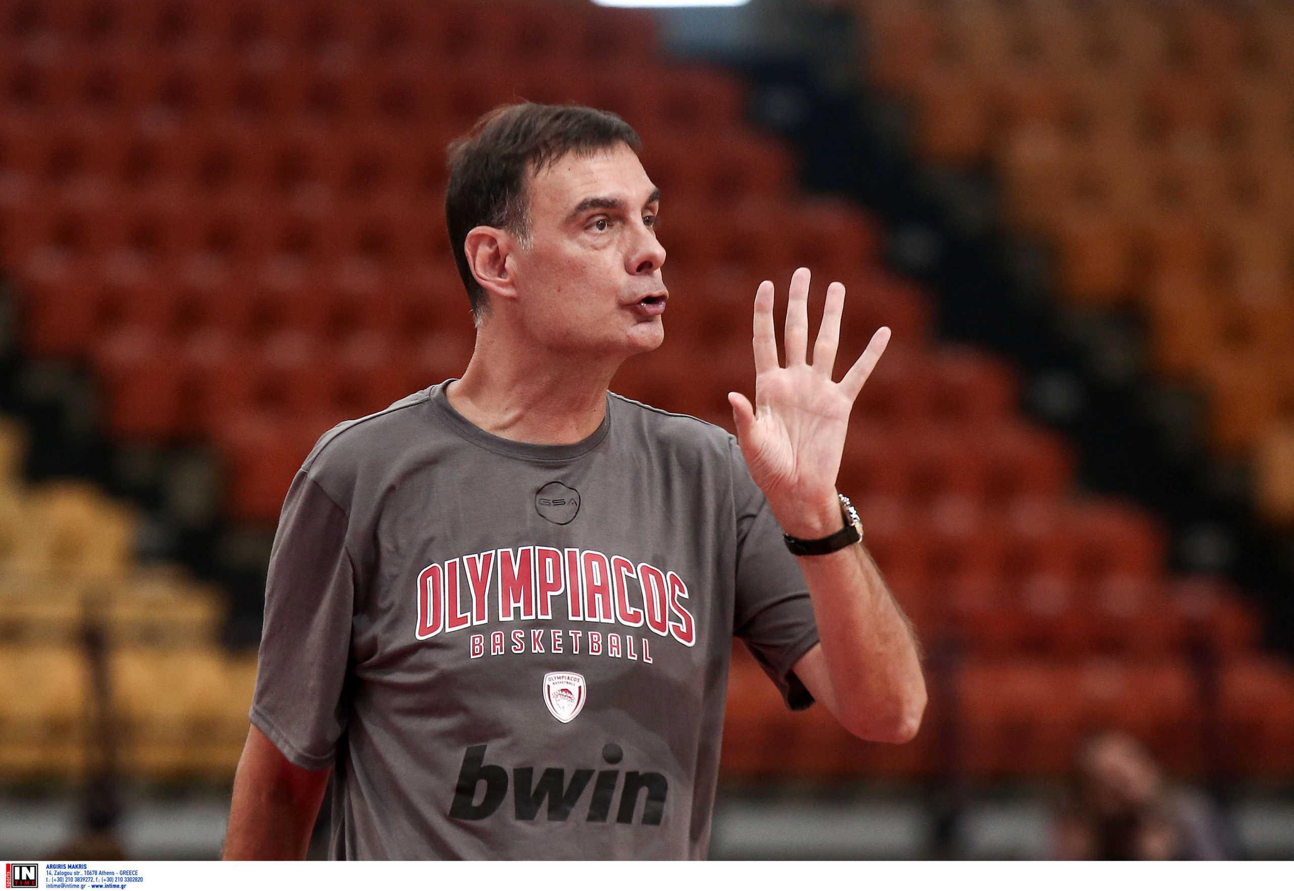 """Μπαρτζώκας: """"Ηγέτες του Ολυμπιακού είναι οι Αγγελόπουλοι"""""""