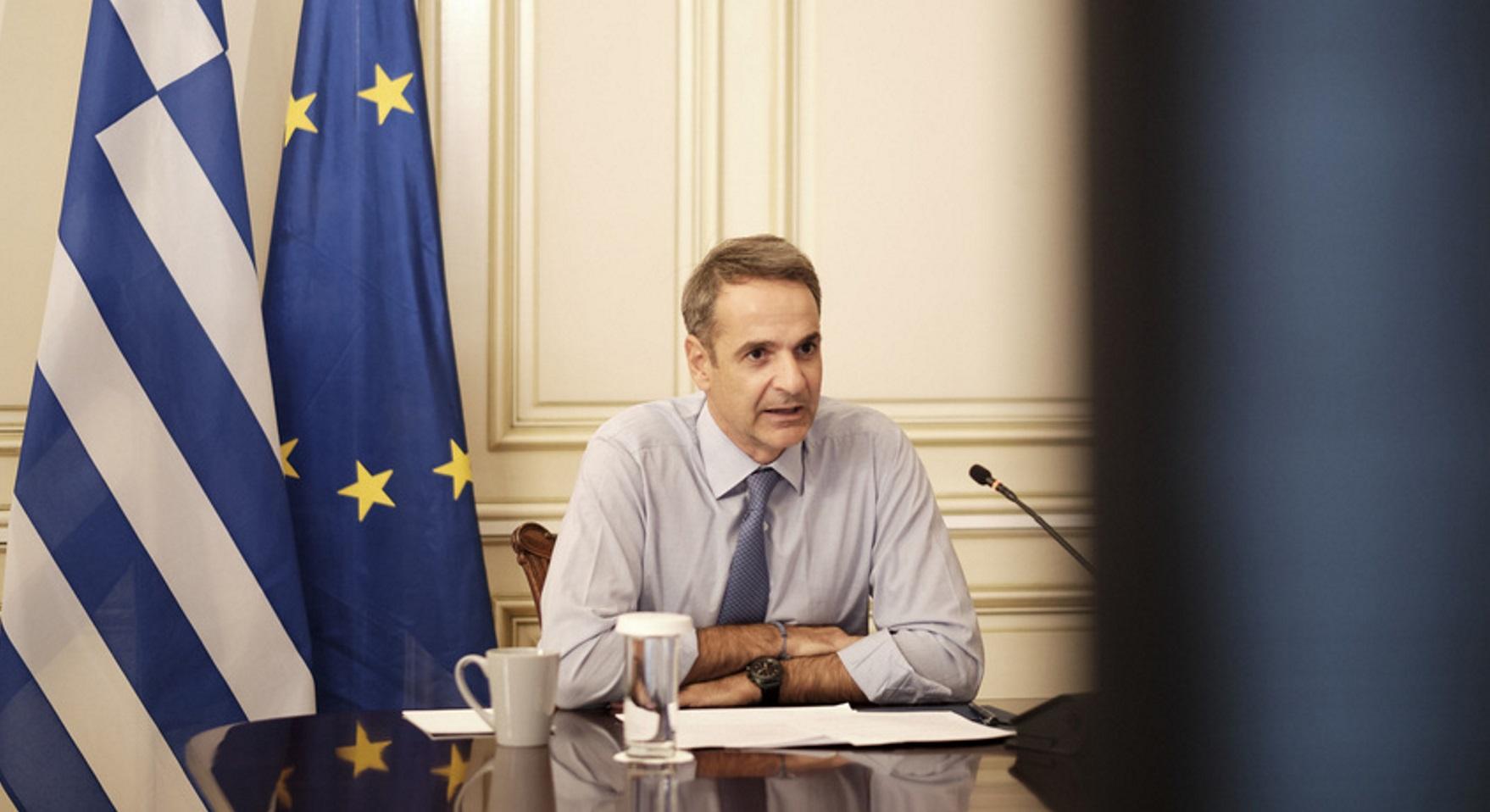 Συνάντηση  Μητσοτάκη-Μισέλ αύριο στο Μαξίμου – Όλο το πρόγραμμα του πρωθυπουργού