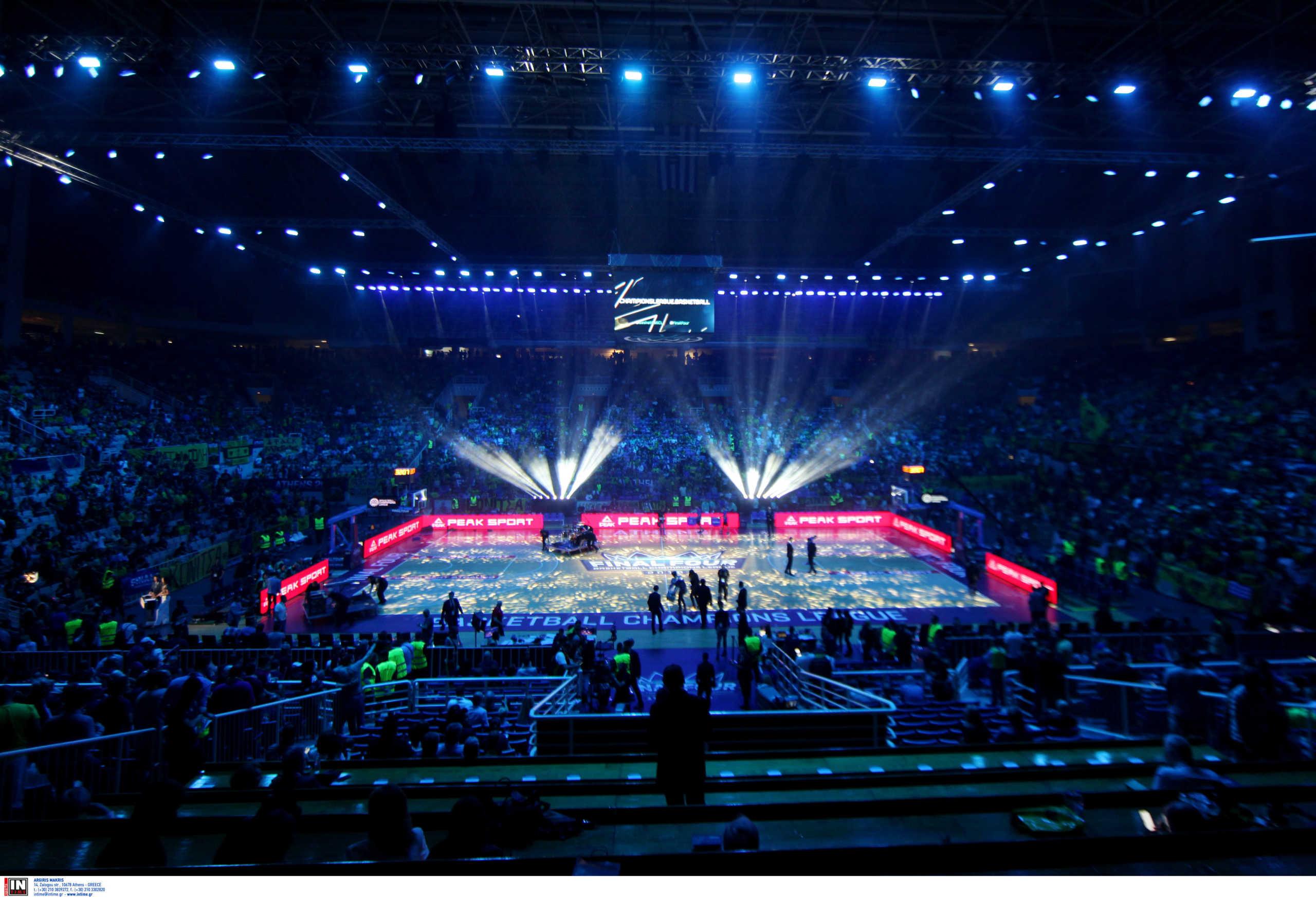 Η Περιφέρεια Αττικής καταψήφισε στο κονδύλι για το Final 8 του Basketball Champions League
