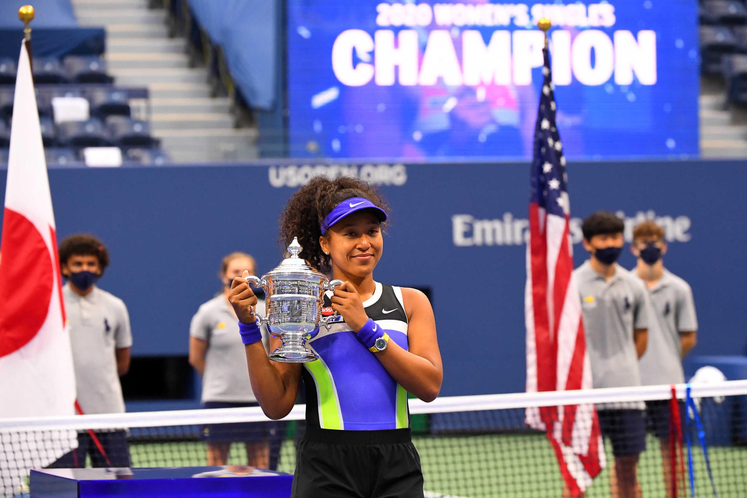 "US Open: Νικήτρια η Οσάκα με ""επική"" ανατροπή στον τελικό (videos)"