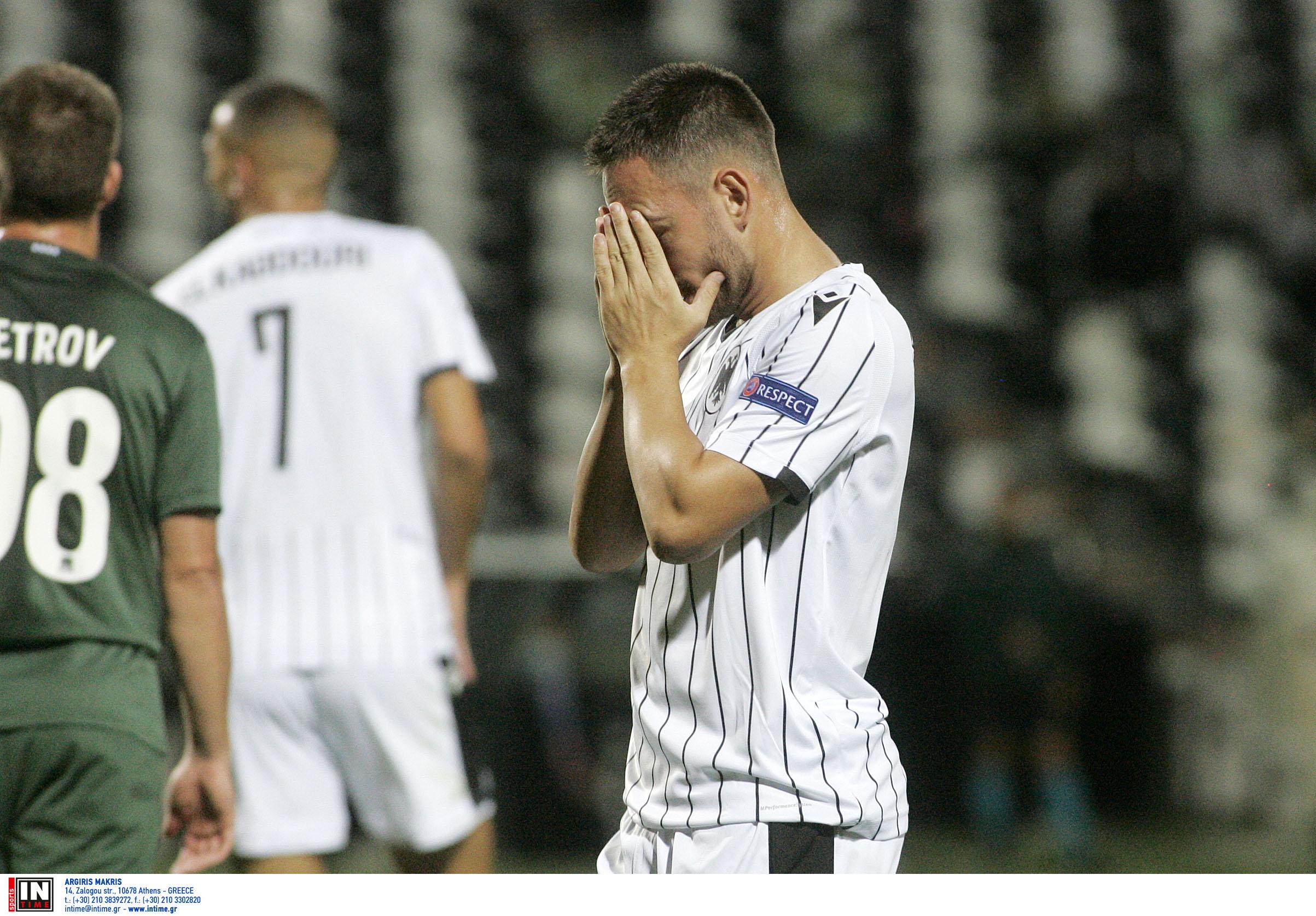 """ΠΑΟΚ – Κράσνονταρ: Στα """"αστέρια"""" δεν πάνε! Αποκλεισμός στην Τούμπα και… Europa League"""