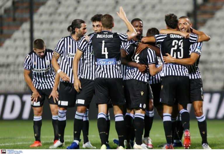 Ο ΠΑΟΚ γράφει ιστορία στους ομίλους του Europa League
