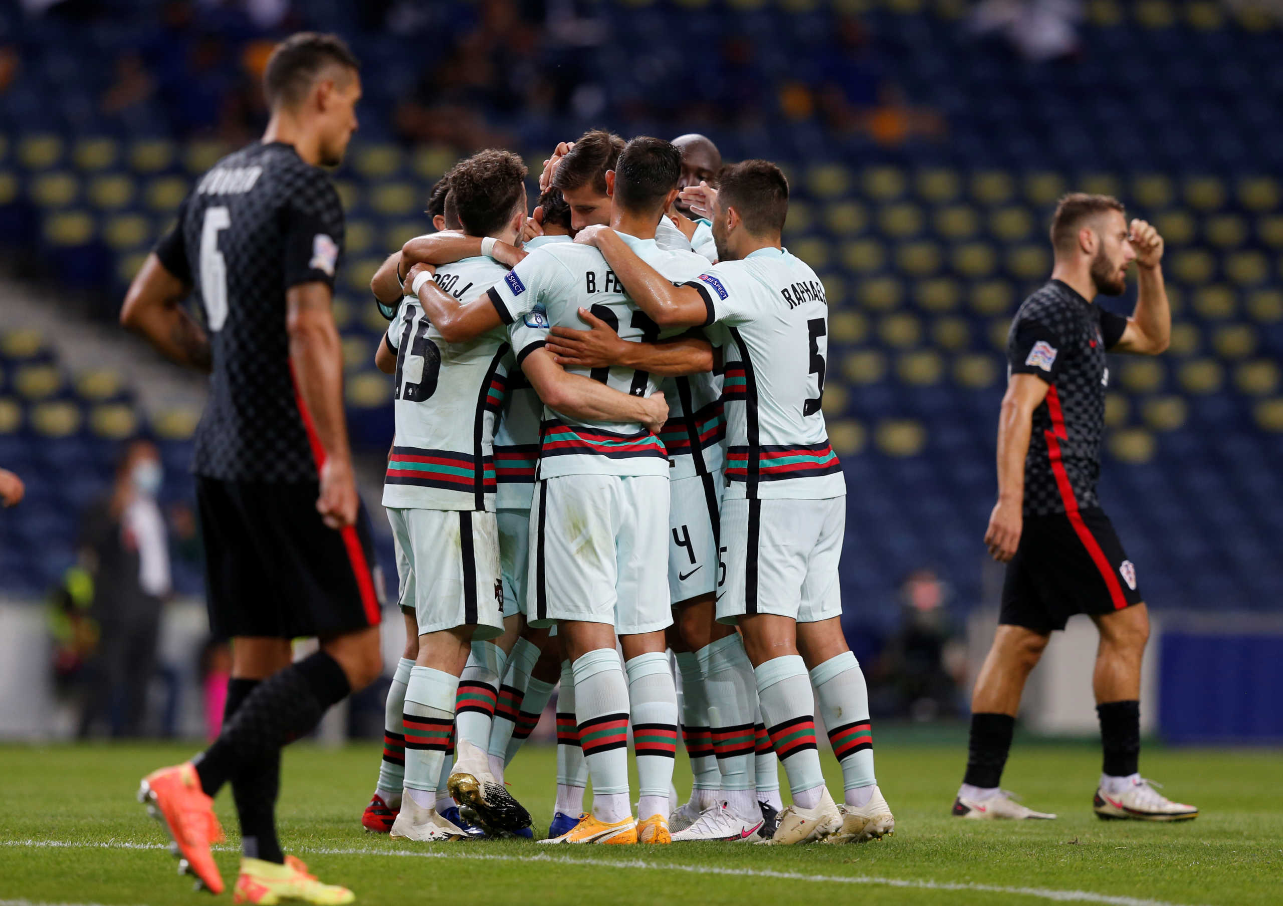"Nations League: ""Ντόρτια""χωρίς Ρονάλντο για την Πορτογαλία – ""Μυθικό"" γκολ Εμπαπέ για τη Γαλλία (video)"