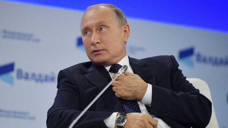 Πούτιν: Κίνα και Γερμανία τείνουν να γίνουν υπερδυνάμεις