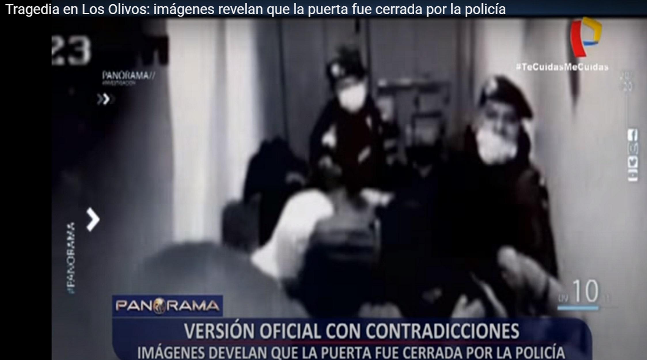 Σάλος στο Περού: Βίντεο αποκαλύπτει ευθύνες της αστυνομίας για τραγωδία με 13 νεκρούς (video)