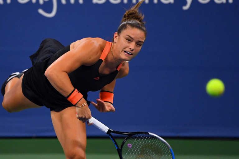 Η Σάκκαρη «λύγισε» σε σούπερ τάι μπρέικ και στρέφεται στο Australian Open (video)