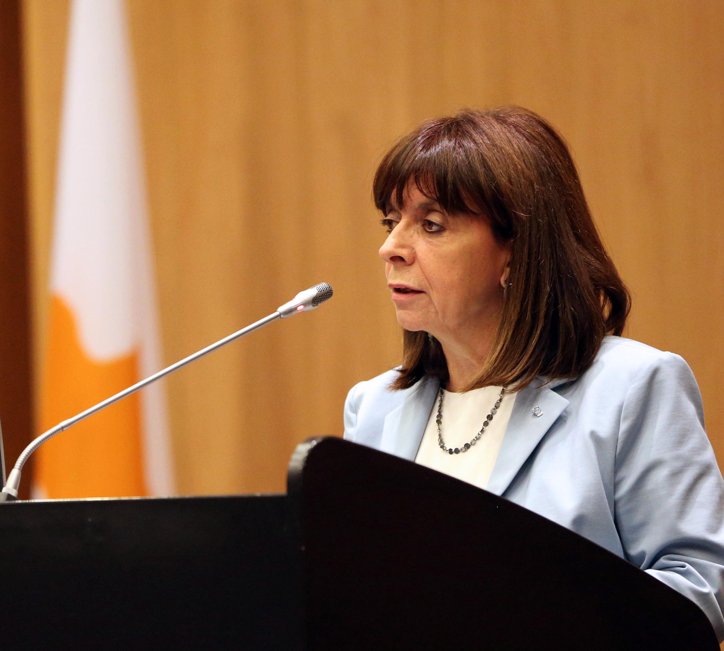 Σακελλαροπούλου για νίκη Μπάιντεν: «Προσβλέπουμε σε στενή συνεργασία»