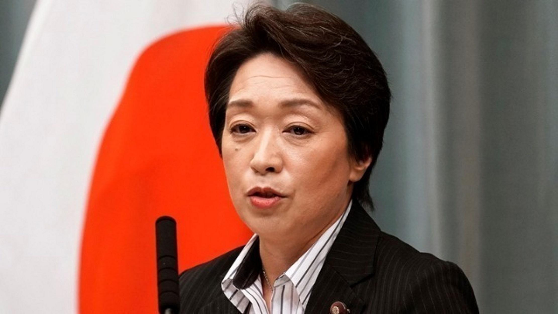 """Χασιμότο: """"Οι Ολυμπιακοί Αγώνες του Τόκιο θα γίνουν οπωσδήποτε το 2021"""""""