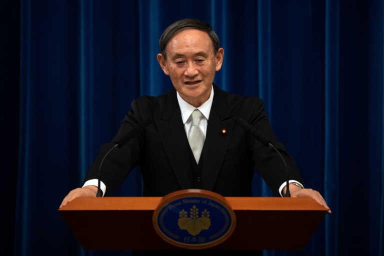 Γιοσιχίντε Σούγκα: Με τηλεφώνημα στον Τραμπ