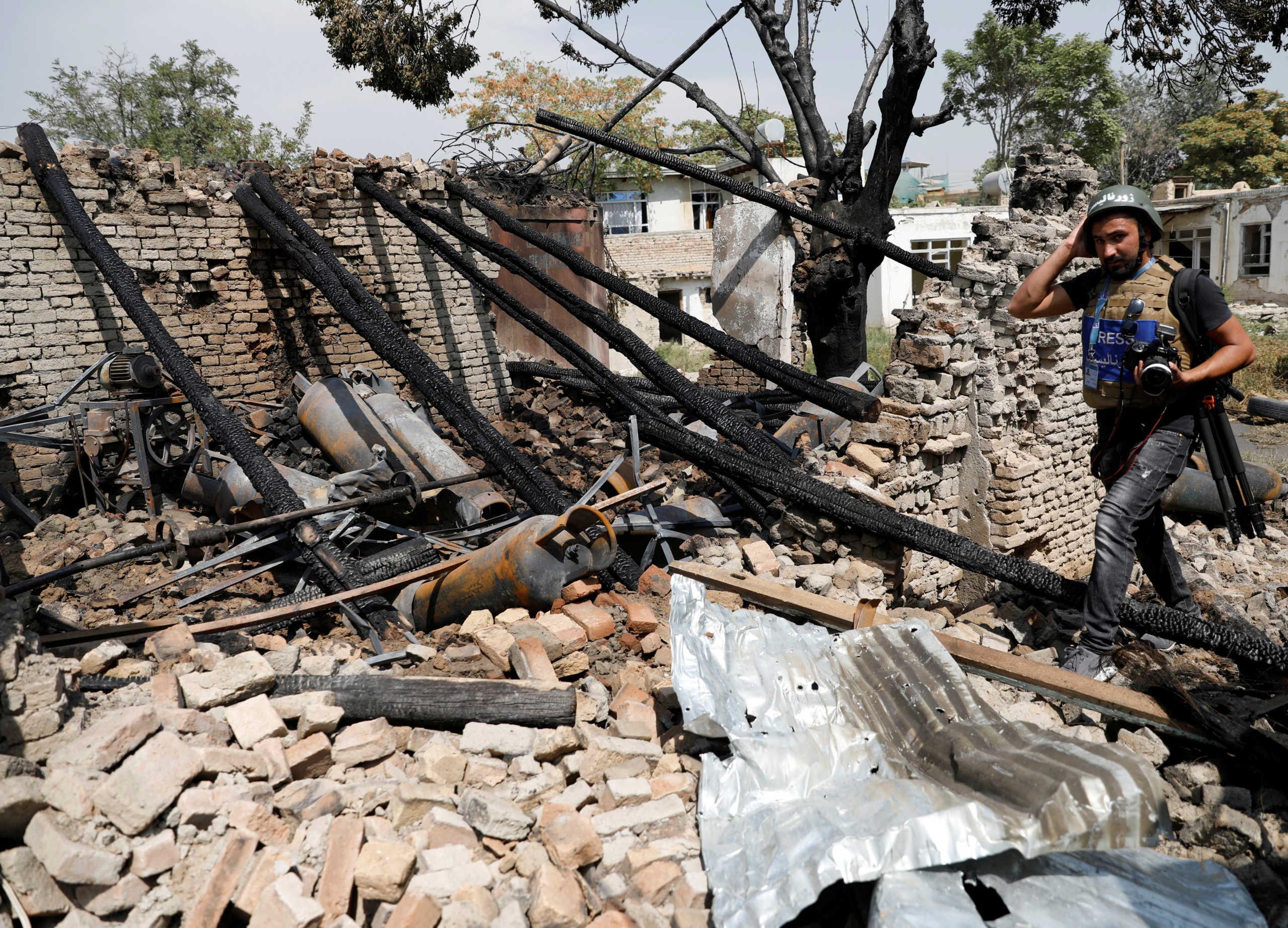 Αφγανιστάν: 480 άμαχοι νεκροί από επιθέσεις Ταλιμπάν το τελευταίο τρίμηνο