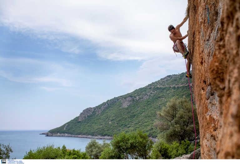 Ιδανικός τόπος για αναρρίχηση η Ελλάδα - Στις πρώτες επιλογές η Κάλυμνος