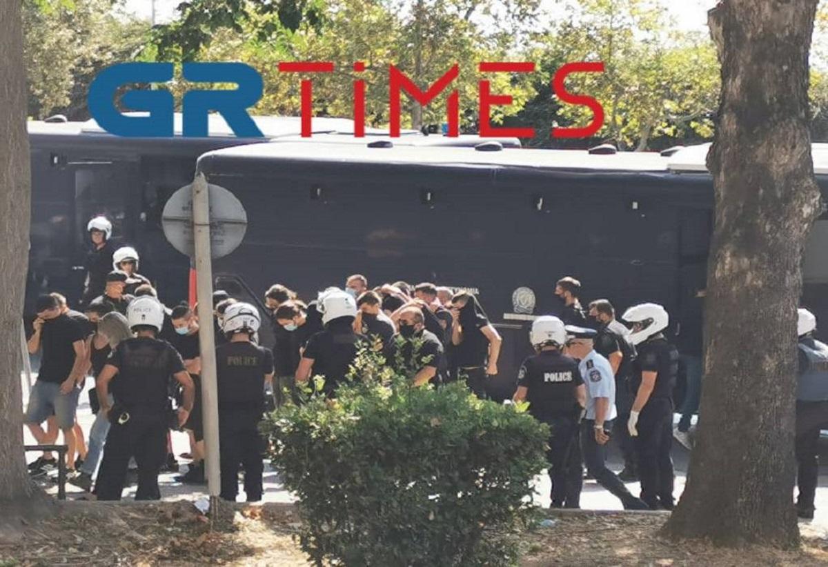 Θεσσαλονίκη: Φρούριο τα δικαστήρια για τους αντιεξουσιαστές
