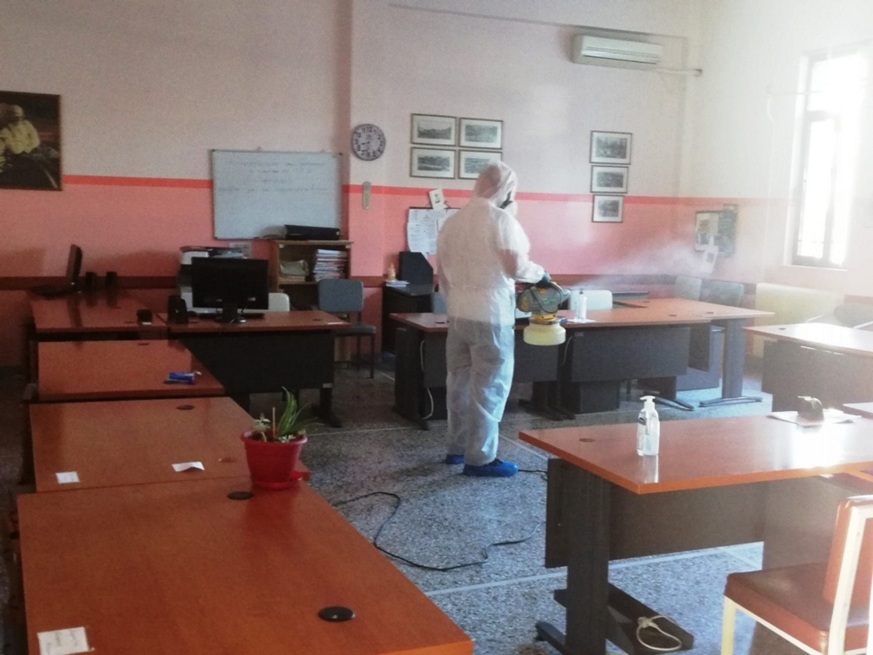 Τρίκαλα: Κρούσματα κορονοϊού σε Γυμνάσιο και βρεφονηπιακό σταθμό! Σε εξέλιξη η ιχνηλάτηση (Φωτό)