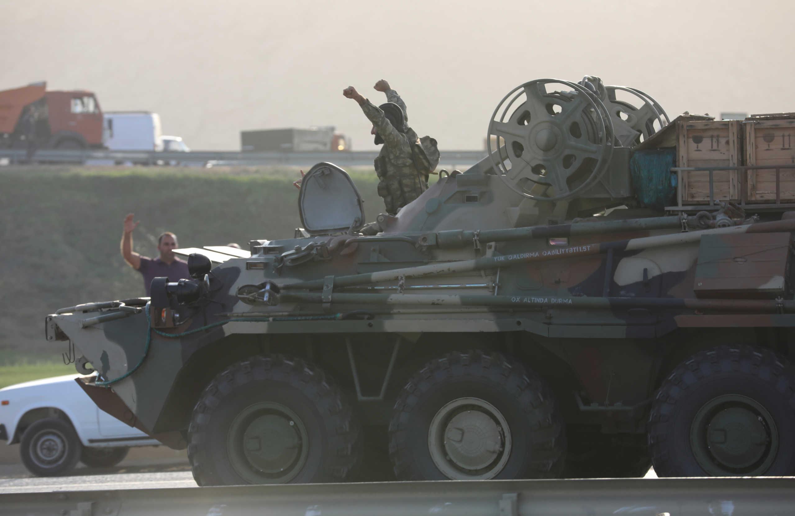 Μαίνονται οι μάχες ανάμεσα σε Αρμενία και Αζερμπαϊτζάν – 39 νεκροί στρατιώτες