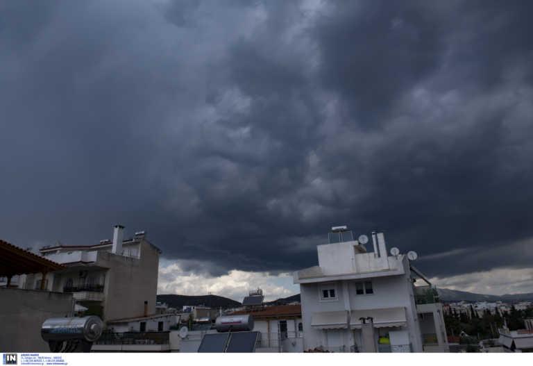 Καιρός meteo: Έρχονται καταιγίδες και χιόνια – Πού θα είναι έντονα τα φαινόμενα