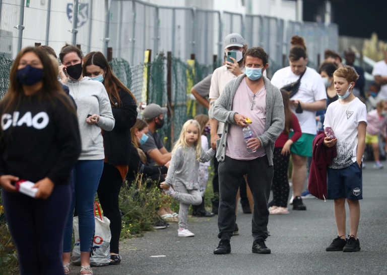 Κορονοϊός: Πάνω από 20.000 τα νέα κρούσματα στη Βρετανία