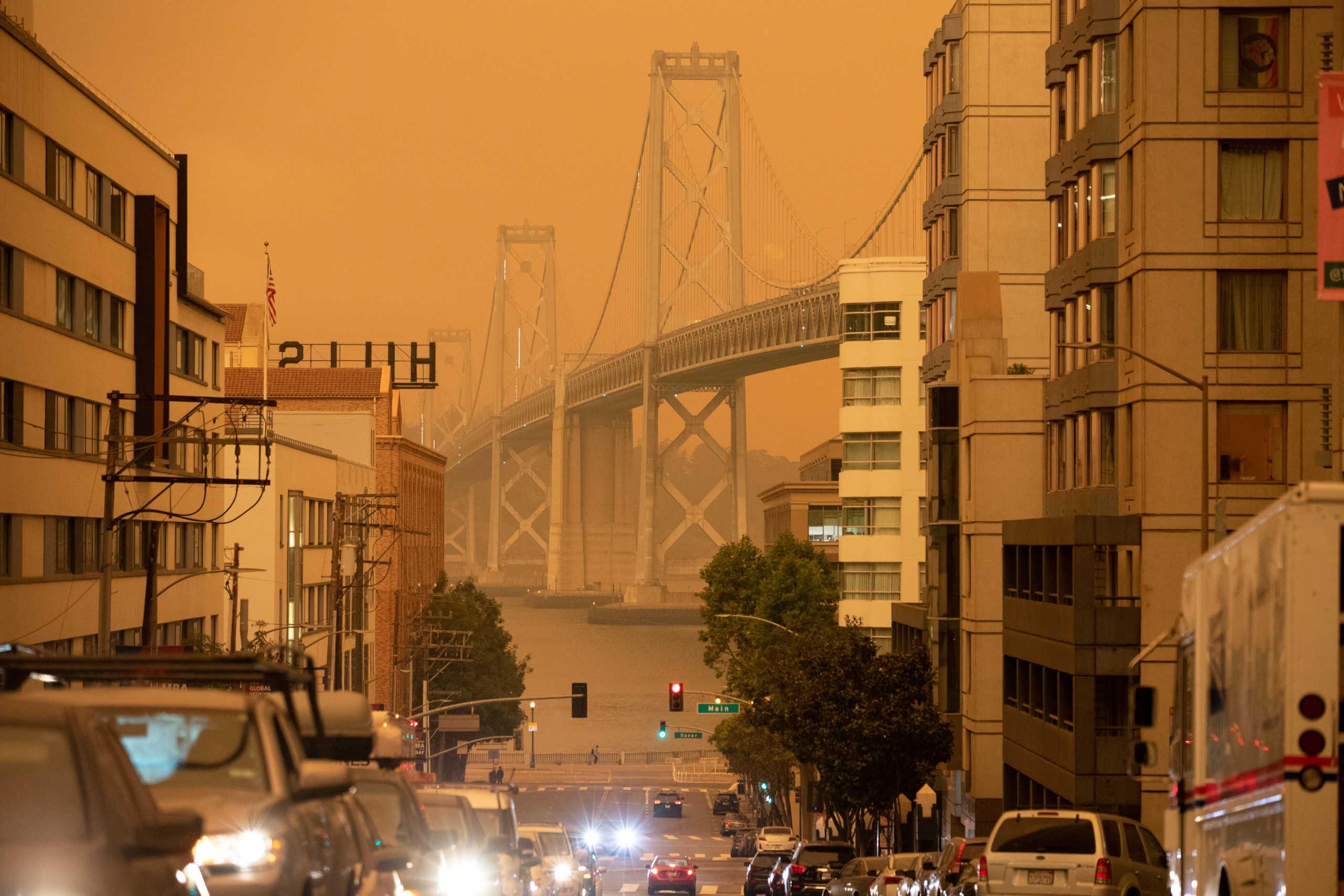 Θρήνος στην Καλιφόρνια: Άλλοι 3 νεκροί από τις πυρκαγιές – Φόβοι για πολλά θύματα στο Όρεγκον