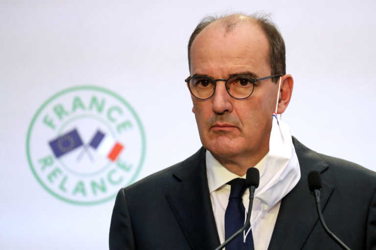 Έκκληση Καστέξ στους Γάλλους: Εμβολιαστείτε για τον κορονοϊό, είναι πράξη αλτρουισμού