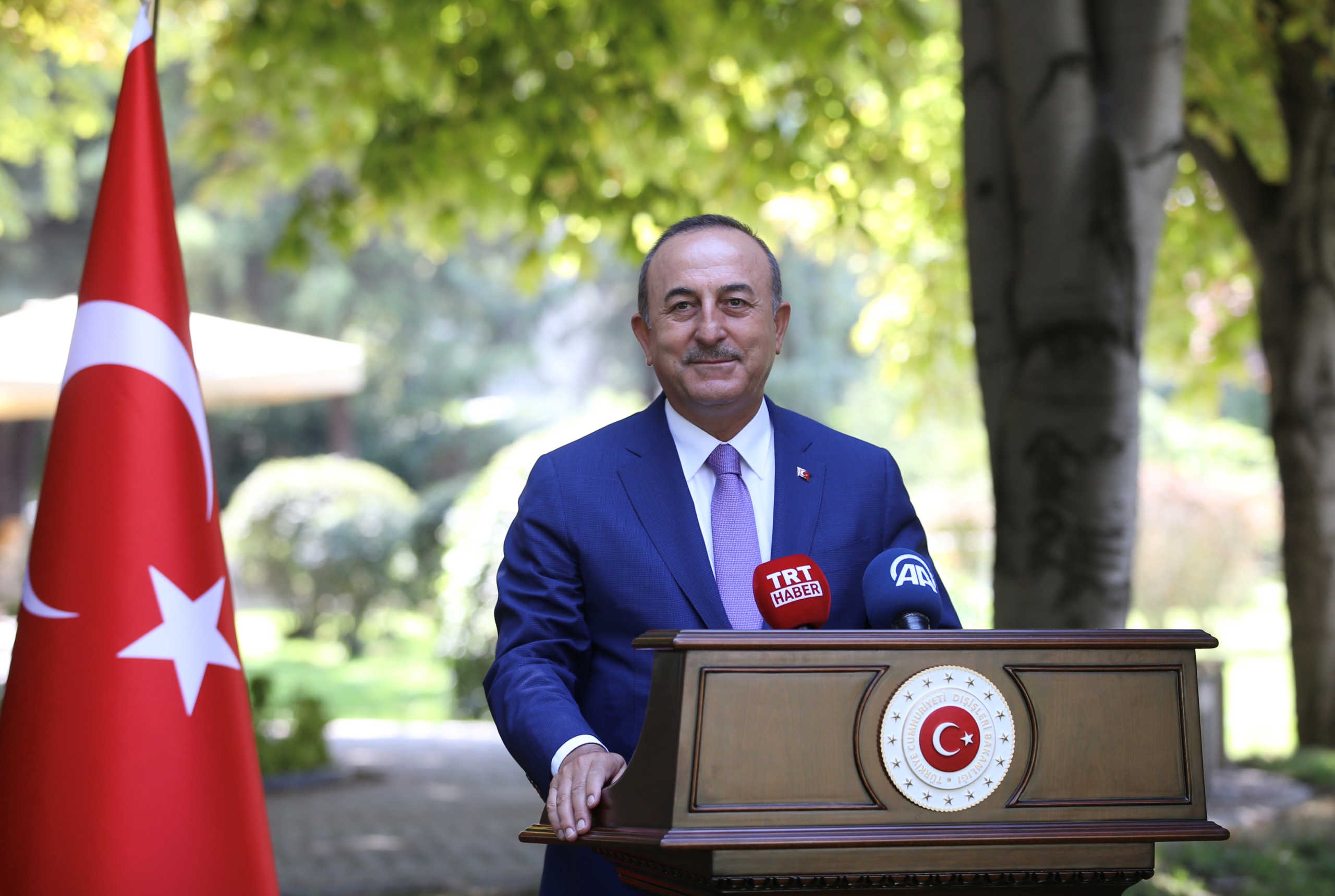 Τσαβούσογλου: Η Ελλάδα προκαλεί, η Τουρκία θέλει διπλωματία και ένταξη στην Ε.Ε.