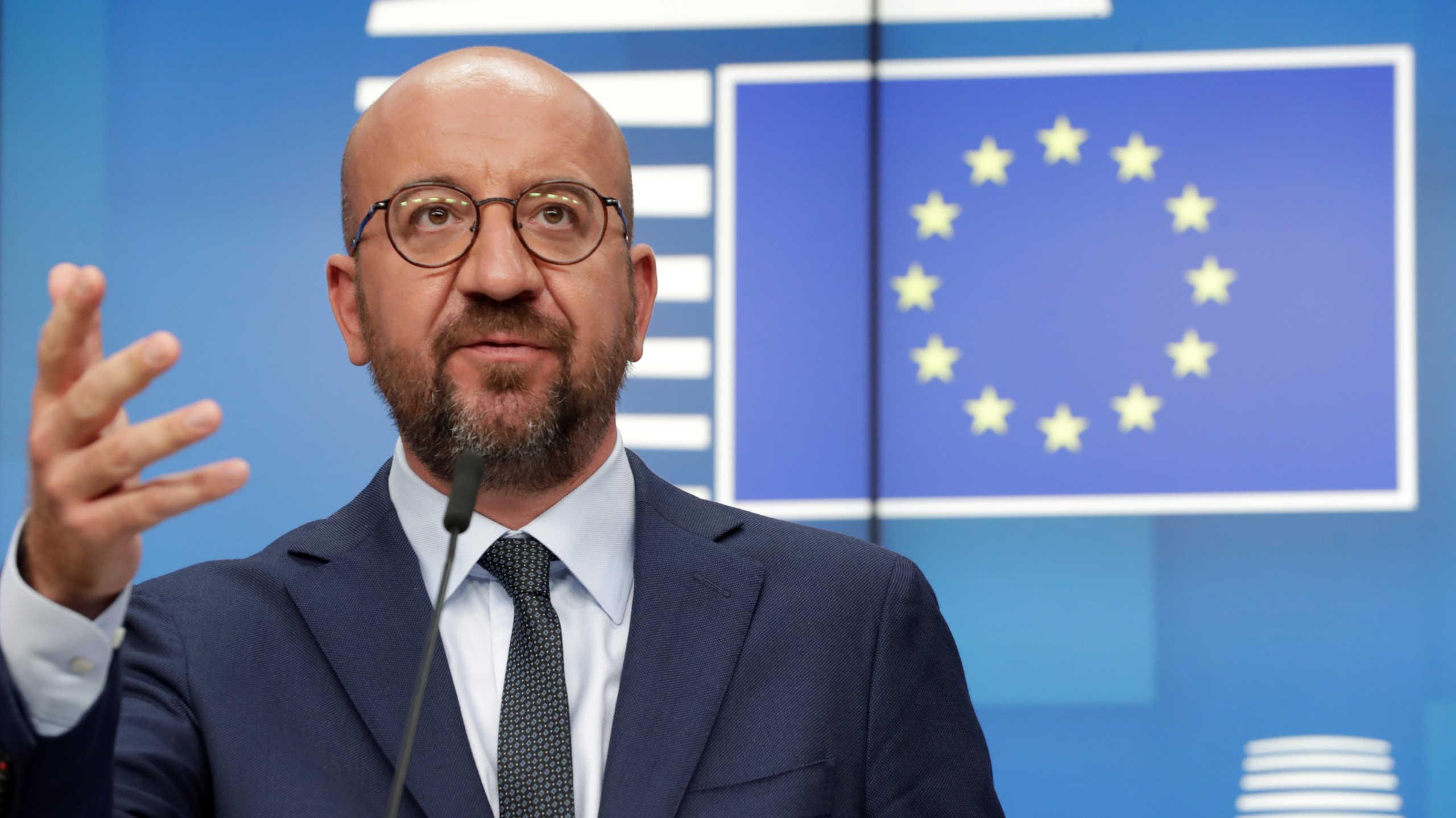 ΕΕ: Η Άγκυρα μας γύρισε την πλάτη! Τώρα πλέον μιλάμε για κυρώσεις – Οργισμένη δήλωση Μισέλ