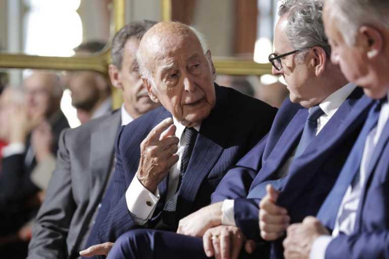Η ΕΕ αποχαιρετά τον «μεγάλο Ευρωπαίο» Βαλερί Ζισκάρ ντ' Εστέν