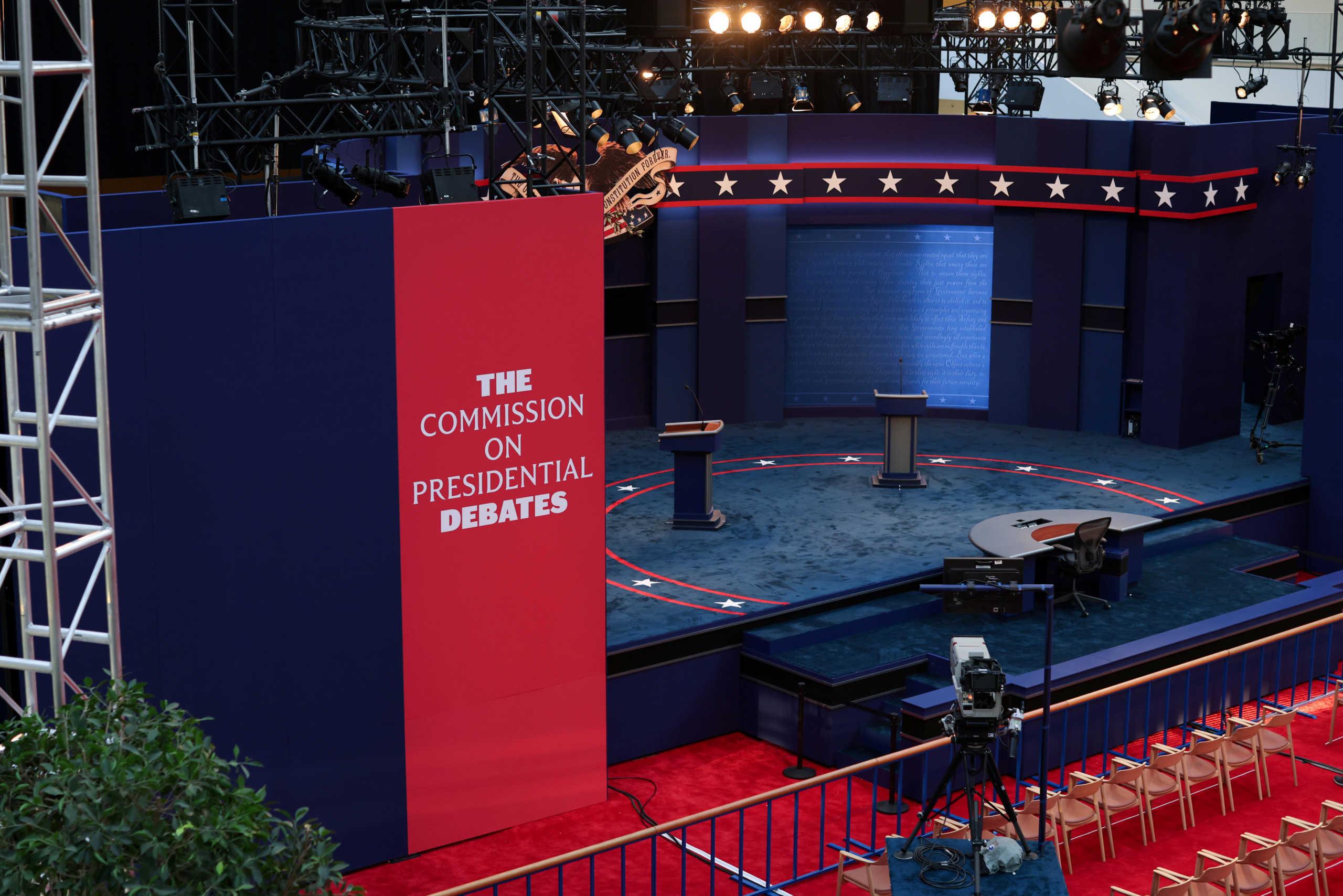 Debate – Αμερικανικές εκλογές: Live στις 4 τα ξημερώματα από το newsit.gr