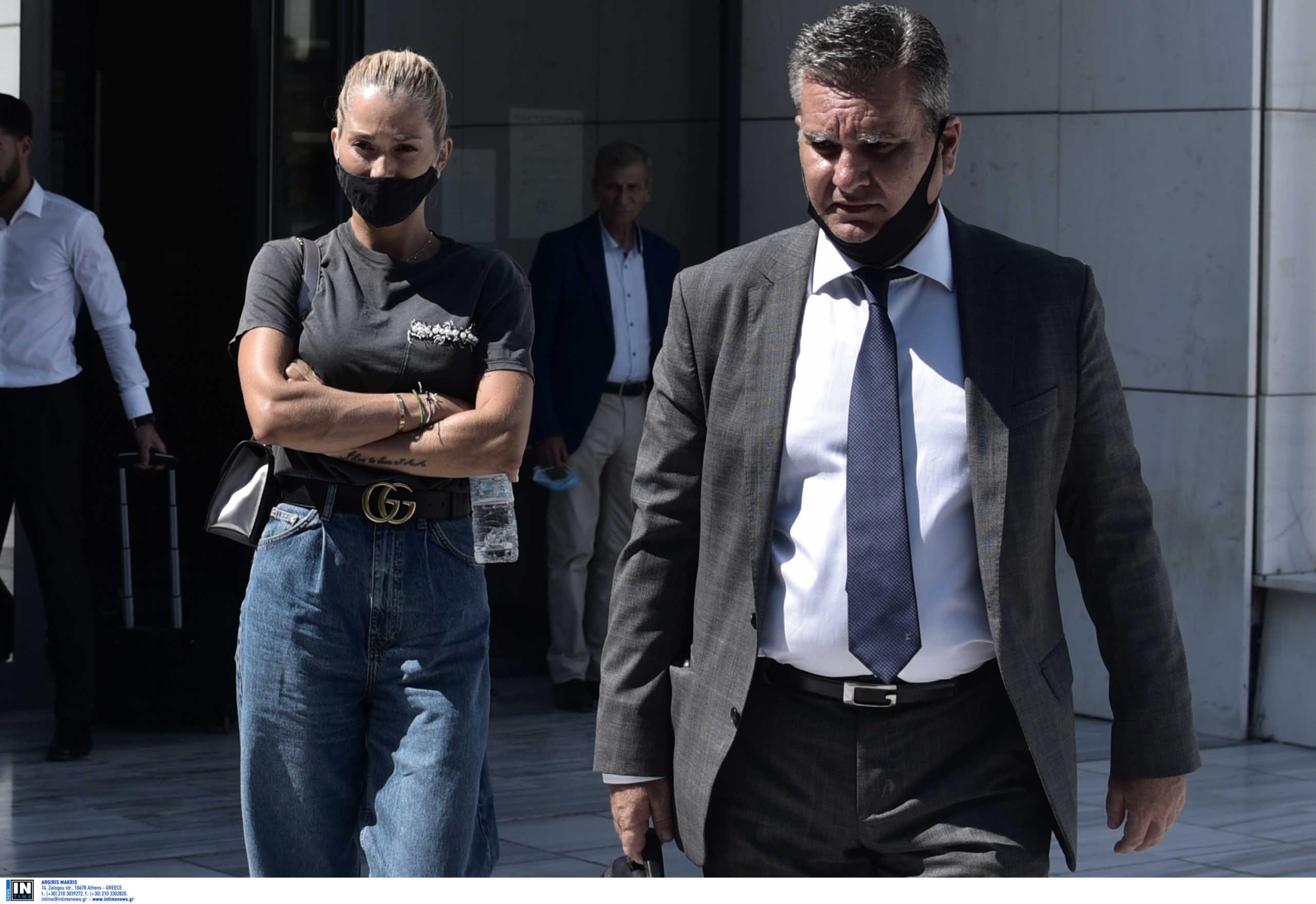 Δολοφονία Μακρή: Διάλογος – φωτιά της Βικτώριας Καρύδα με έναν από τους δυο κατηγορούμενους