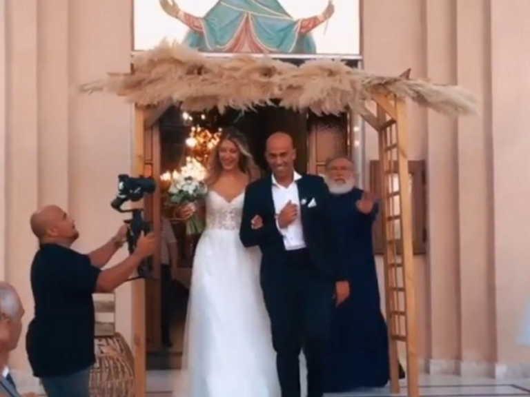 Παντρεύτηκε πρώην παίκτρια του Survivor!