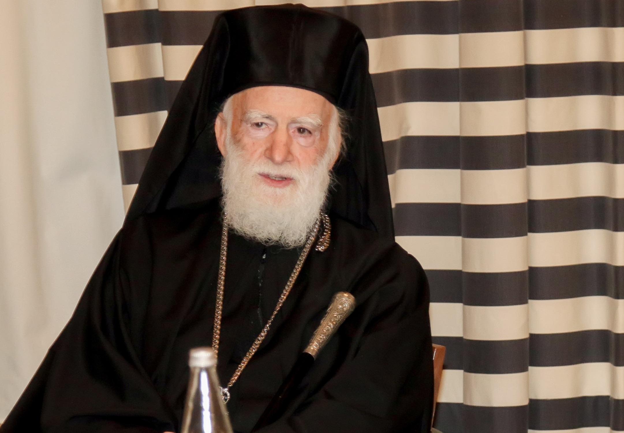 Ηράκλειο: Στην εντατική ο Αρχιεπίσκοπος Κρήτης Ειρηναίος! Τι έδειξαν οι εξετάσεις