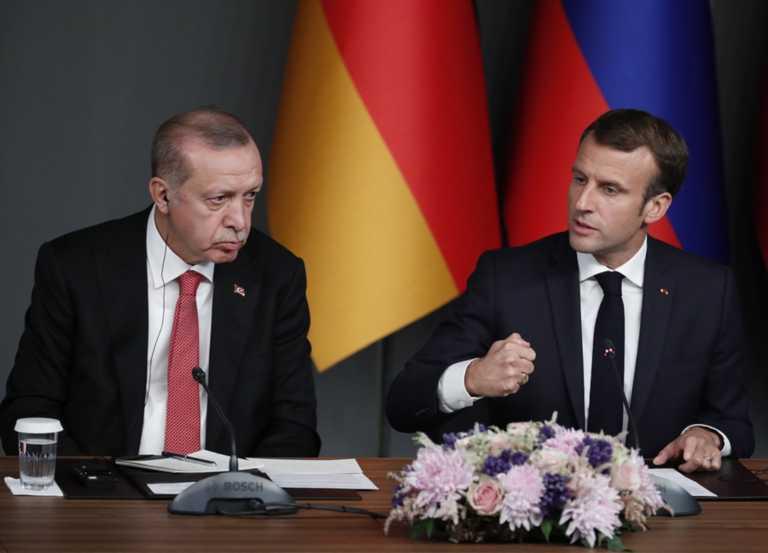 Μακρόν και Ερντογάν ξεκινούν και πάλι διάλογο – Όλη η ατζέντα