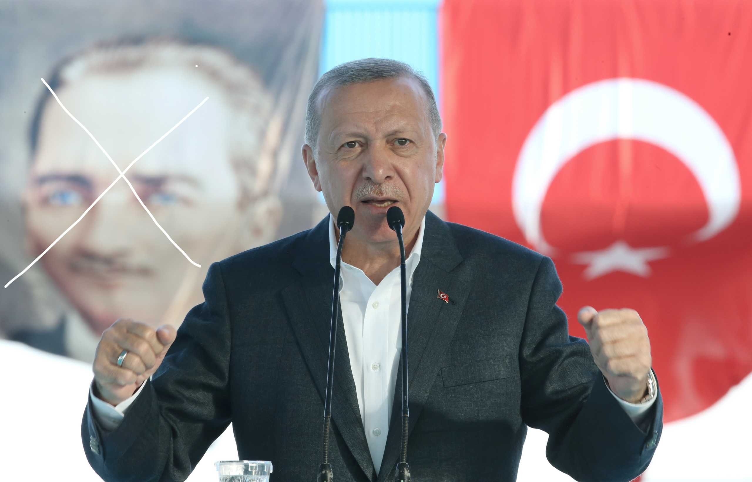Μήνυση κατά ελληνικής εφημερίδας από τον ίδιο τον Ερντογάν
