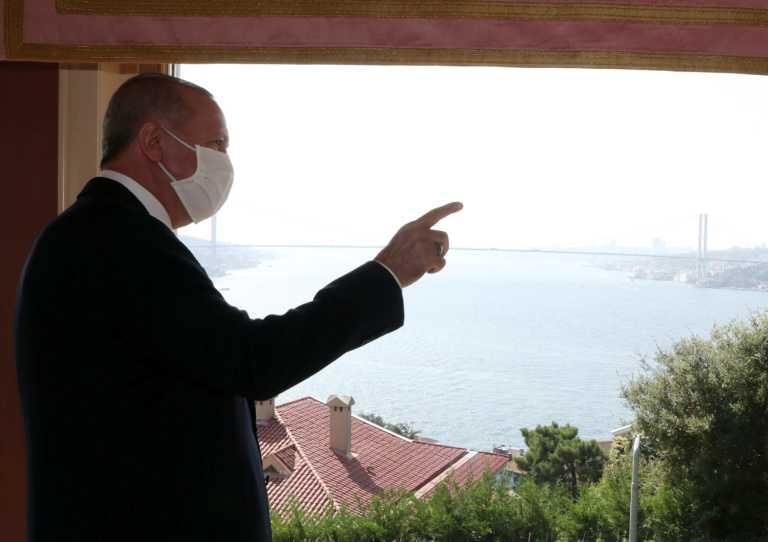 """Σεισμός: Το """"ευχαριστώ"""" Ερντογάν στον Μητσοτάκη και το μήνυμα αλληλεγγύης"""