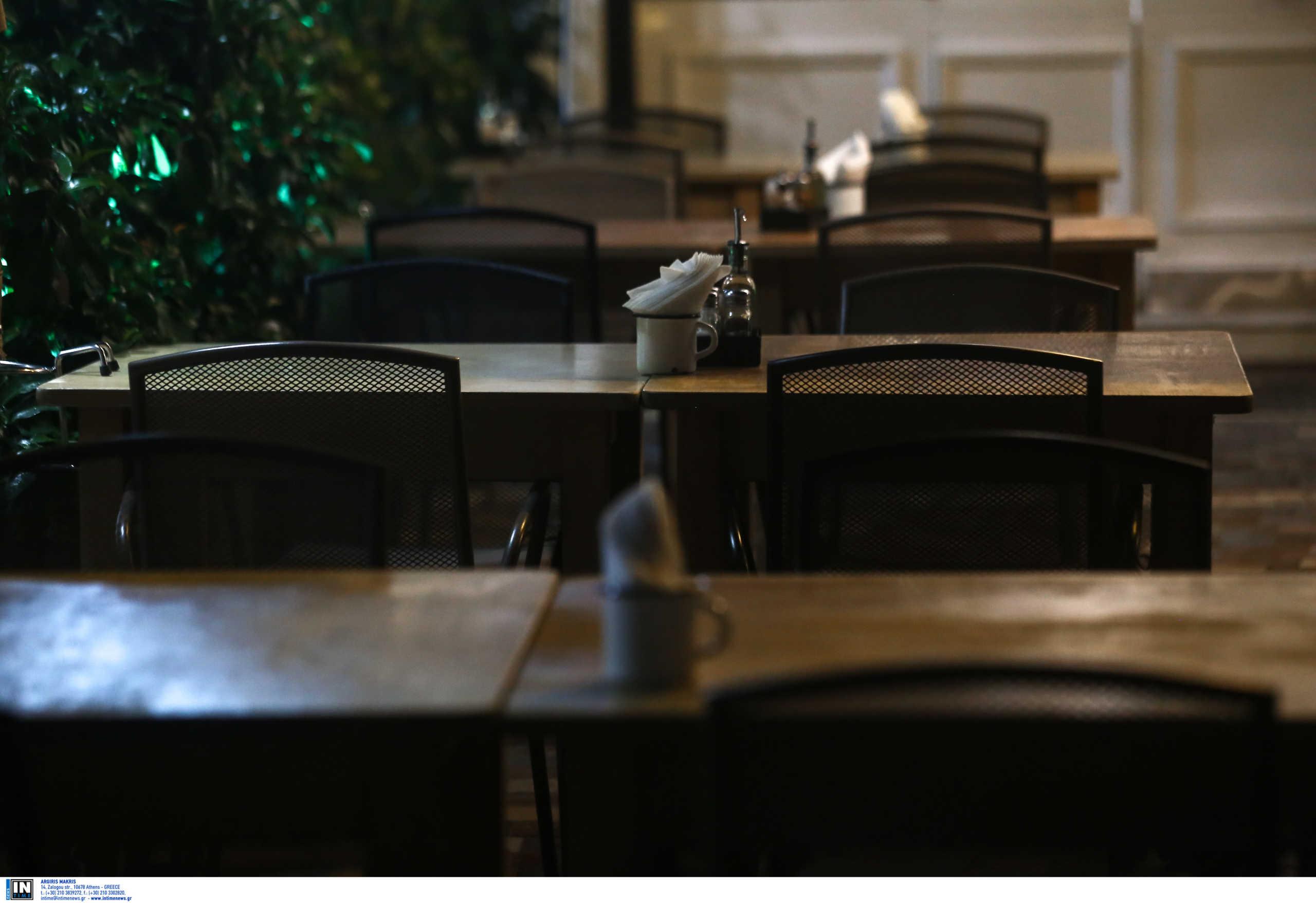 Γεωργιάδης: Δεν αποκλείω να κλείνουν τα εστιατόρια στις 10 το βράδυ