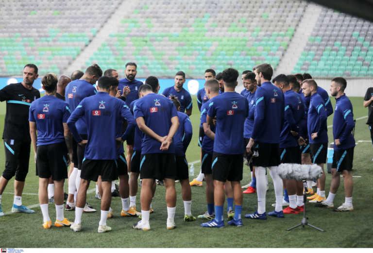 Κρούσμα κορονοϊού στην Εθνική ποδοσφαίρου