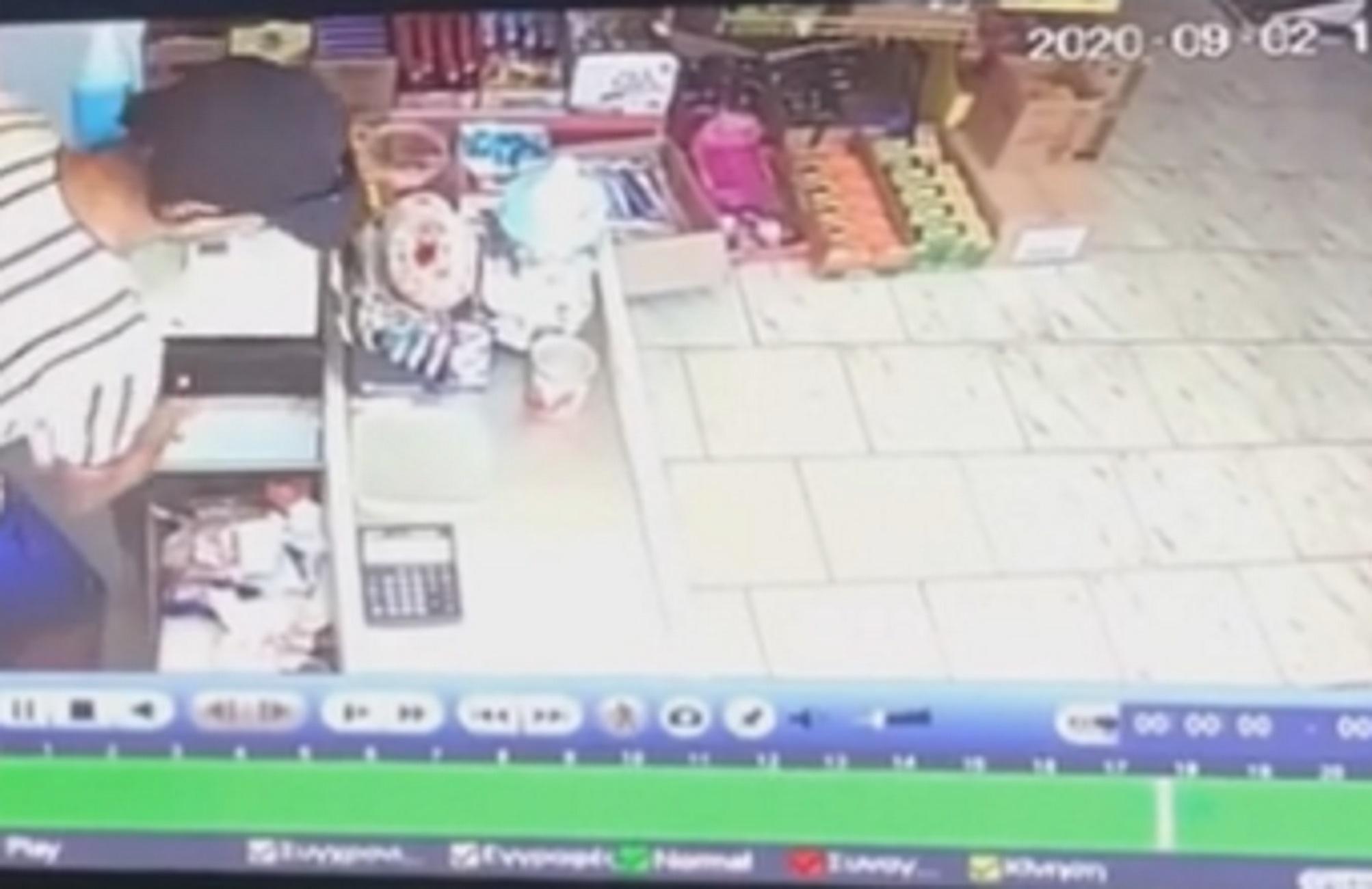 Έβρος: Οι διαρρήκτες του παντοπωλείου έστρωσαν τραπέζι! Ανάστατοι οι κάτοικοι στο Σουφλί (Βίντεο)
