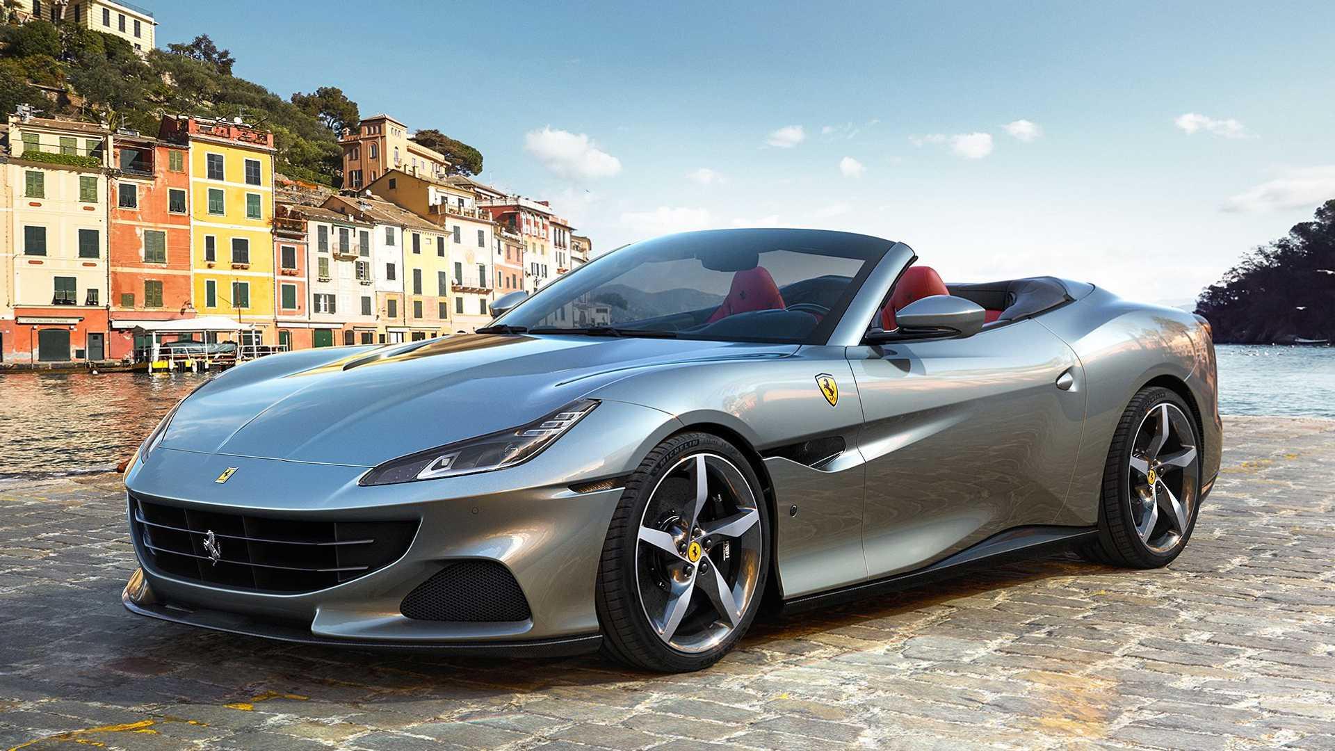 Ferrari: Ανανέωση και αύξηση ισχύος για την Portofino [vid]