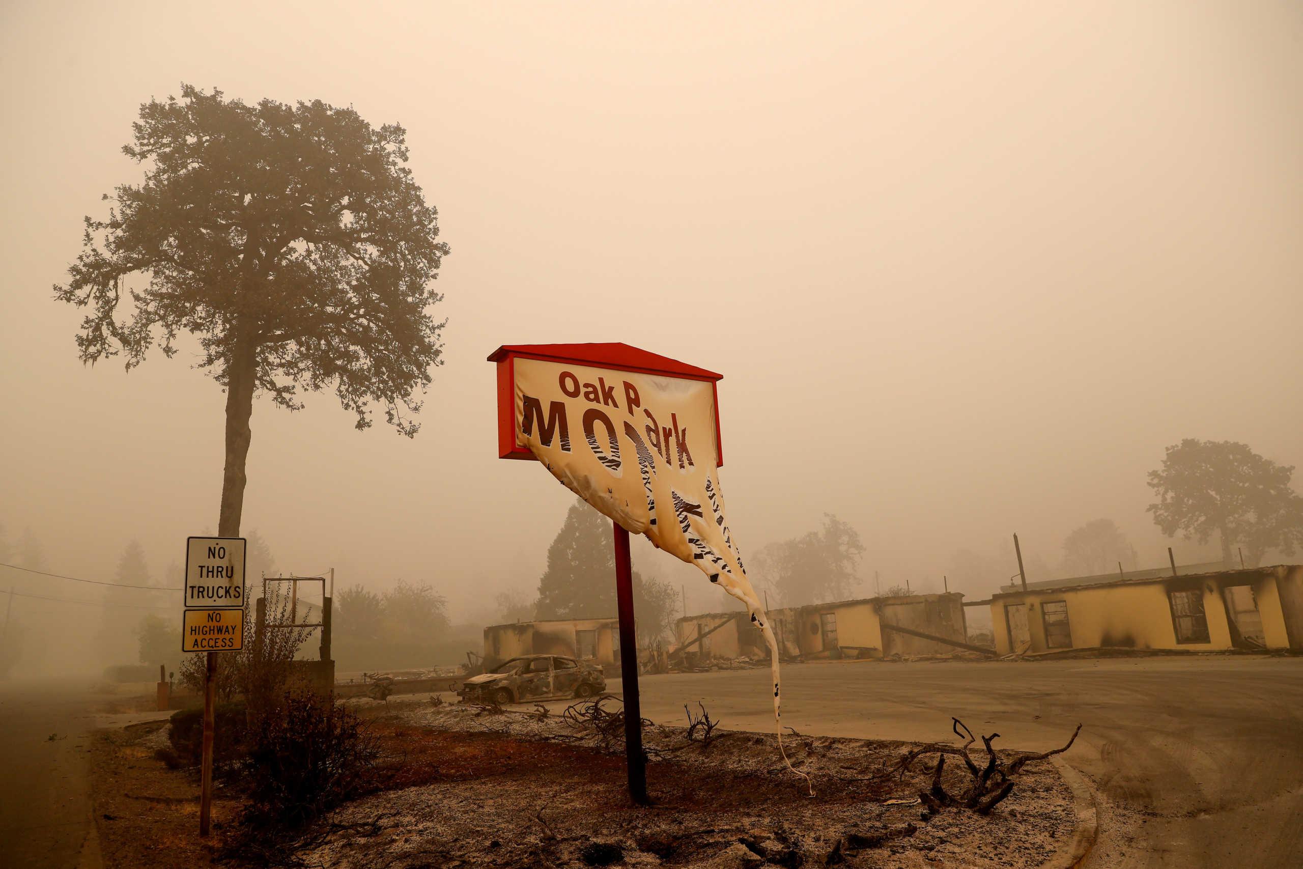 33 νεκροί από τις φωτιές σε Όρεγκον και Καλιφόρνια! Αφήνουν άρον – άρον τα σπίτια τους για να σωθούν (pics, video)