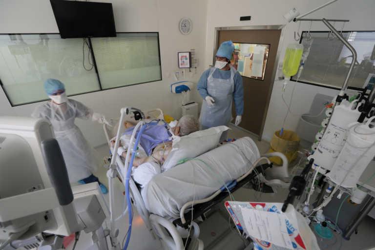 Κορονοϊός: Όλεθρος στη Γαλλία με 523 θανάτους σε μια μέρα – Στα όριά τους οι ΜΕΘ