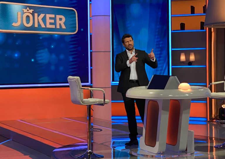 Η Βίκυ Σταυροπούλου κάνει ποδαρικό στο JOKER του Αλέξη Γεωργούλη