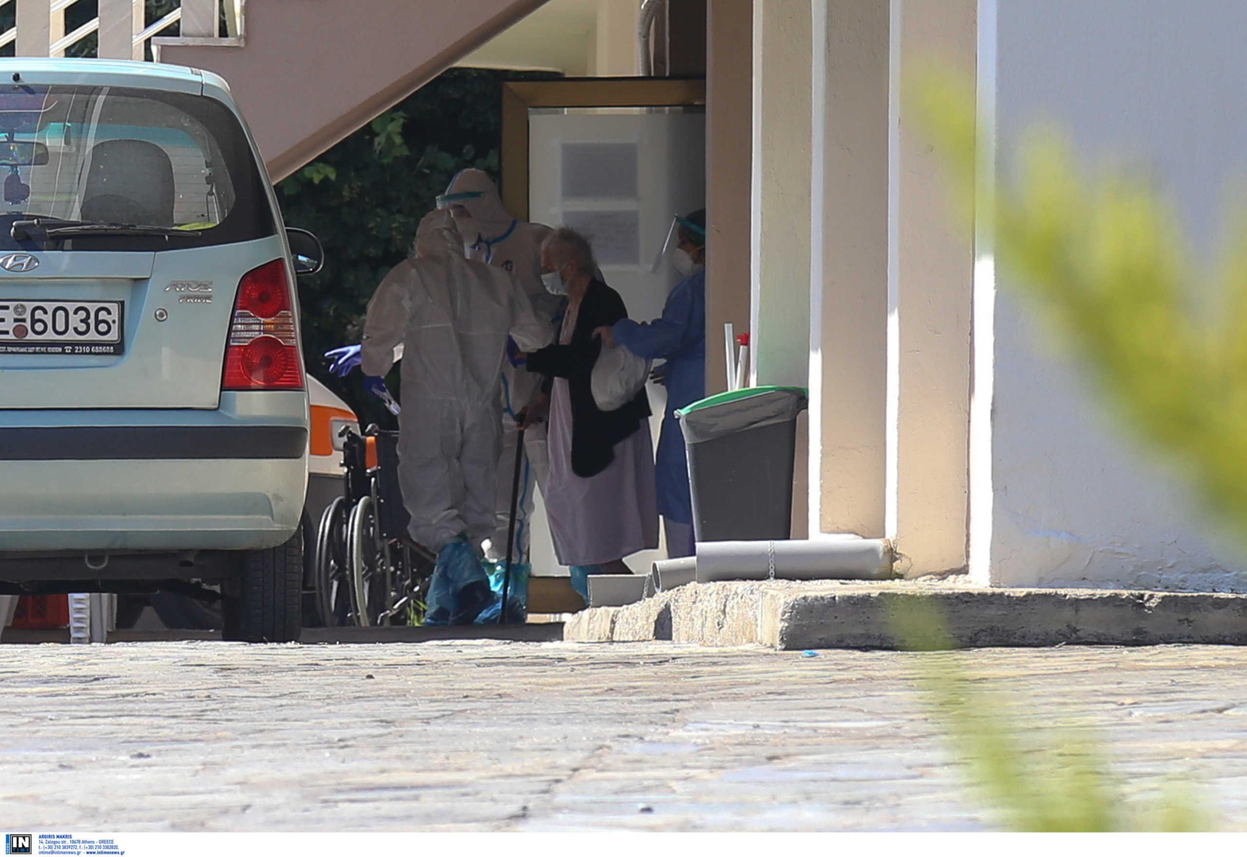 Κορονοϊός: Τεστ στους ηλικιωμένους σε όλα τα γηροκομεία της χώρας