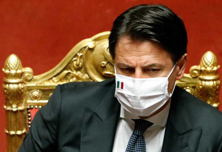 Ιταλία: Νέα μείωση κρουσμάτων και θανάτων από κορονοϊό