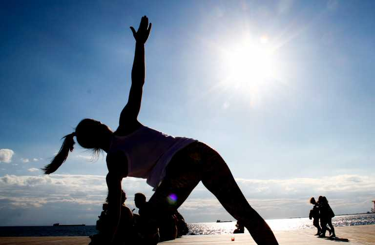 Άσκηση: Τι είναι αυτή η «σουβλιά» στην πλευρά του σώματος όταν κάνετε γυμναστική