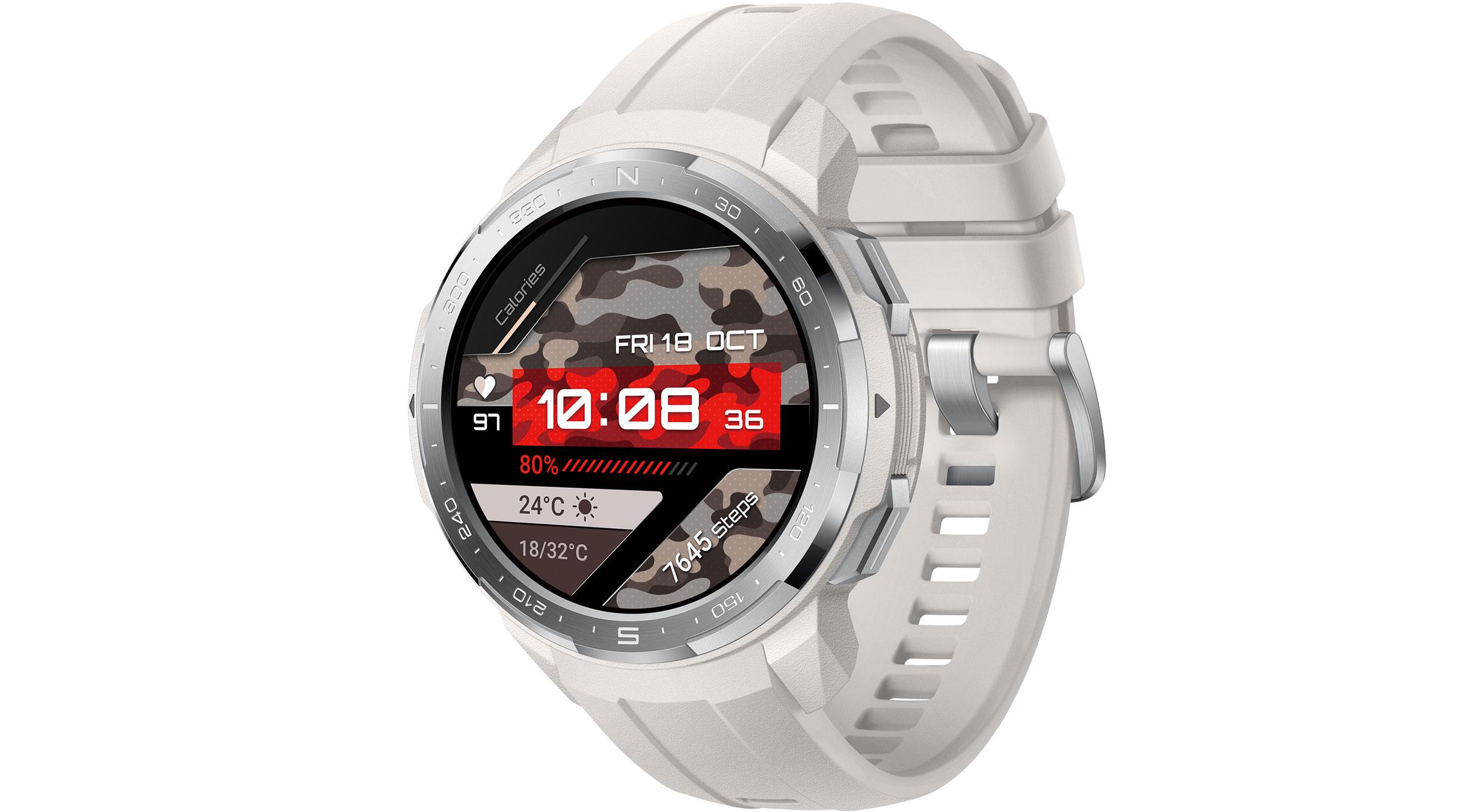 Το έξυπνο ρολόι με αυτονομία μπαταρίας 25 ημερών έρχεται και στην Ελλάδα