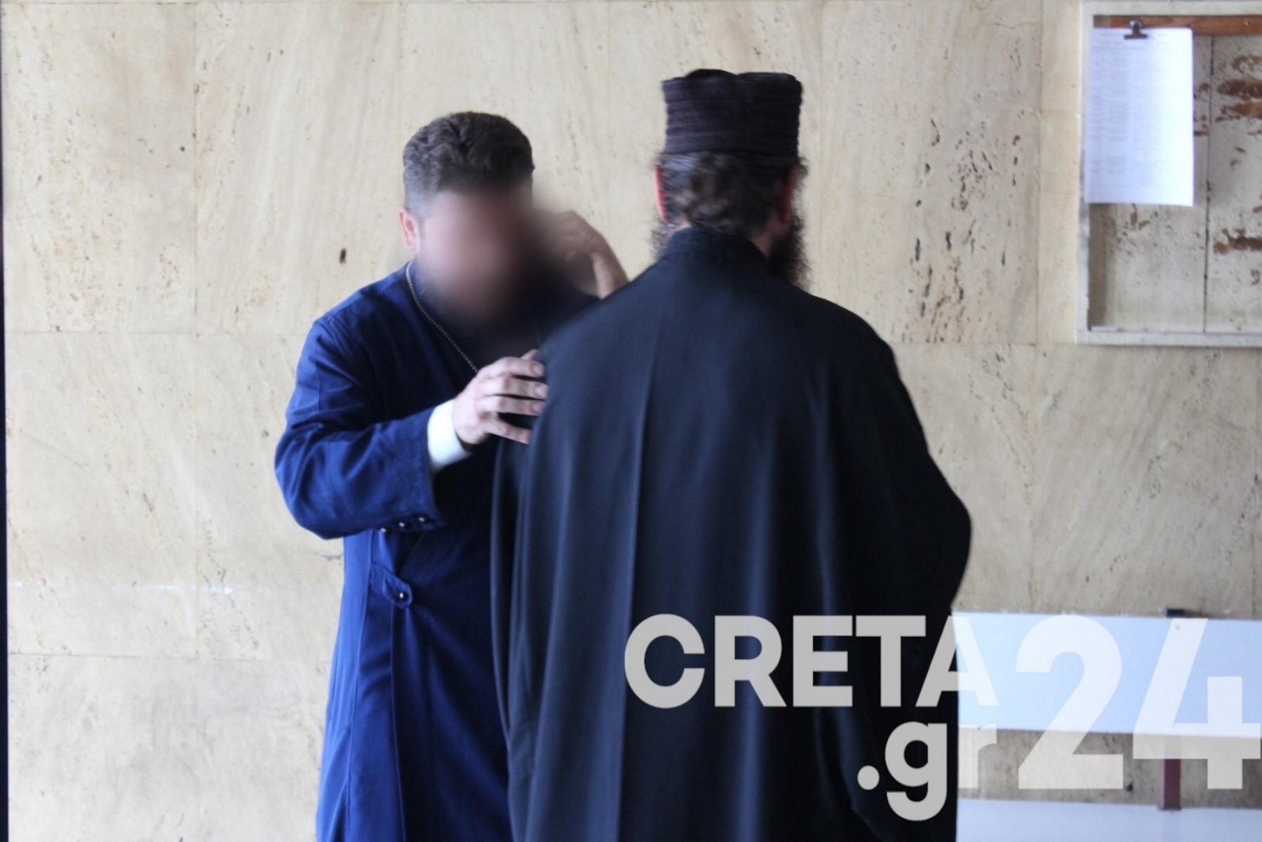 Κρήτη: Εννέα μήνες φυλακή στον ιερέα για το κήρυγμα κατά της μάσκας σε νηπιαγωγείο