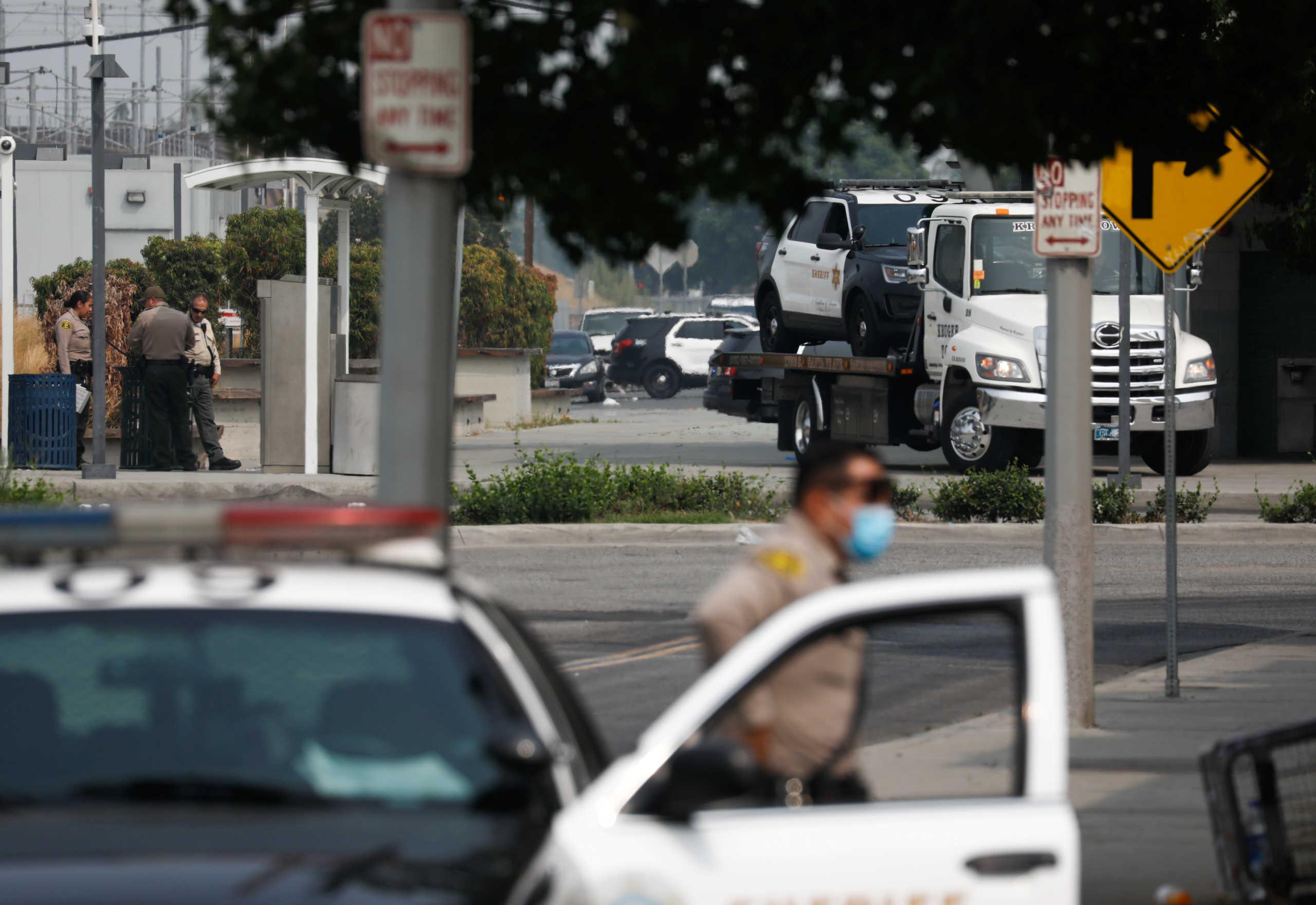Λος Άντζελες: Ανθρωποκυνηγητό για τη σύλληψη του δράστη που τραυμάτισε σοβαρά 2 αστυνομικούς