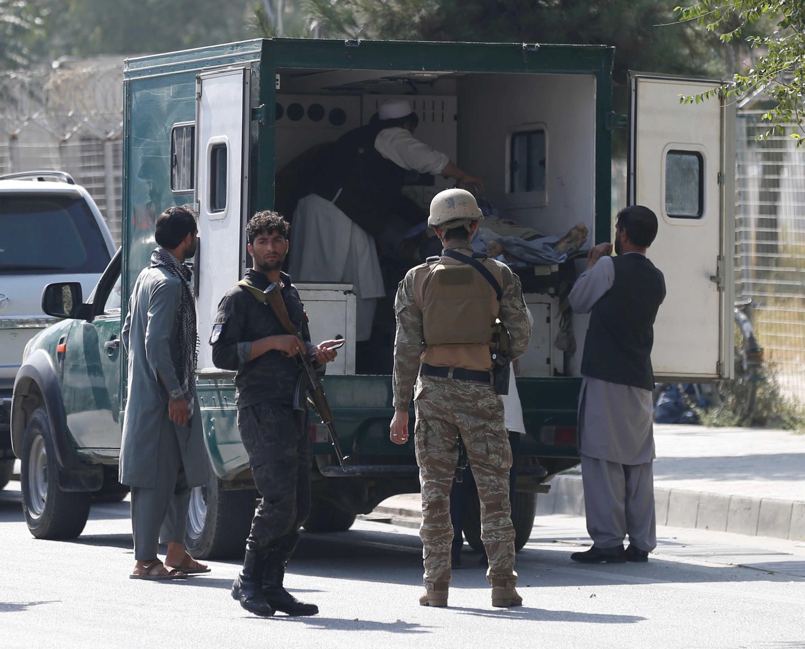 Συνεχίζονται οι ιστορικές διαπραγματεύσεις των Ταλιμπάν με την κυβέρνηση του Αφγανιστάν