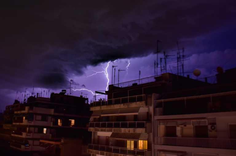 Ο καιρός στην Αθήνα αύριο (2021-01-17)