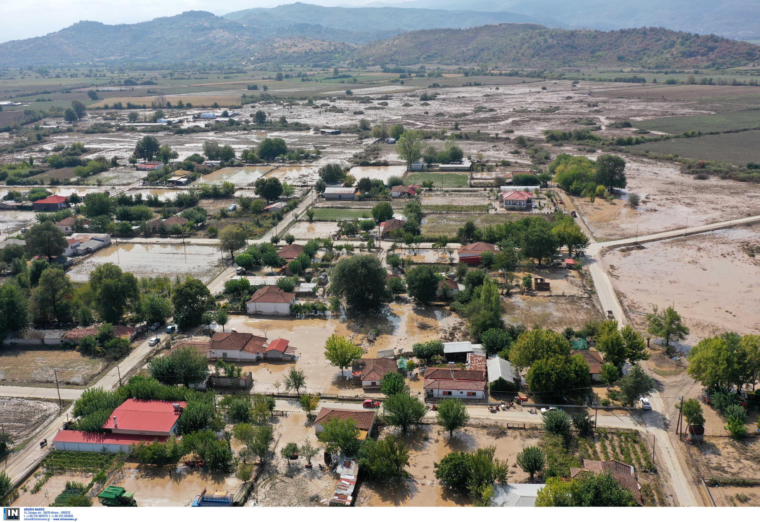 Πληγέντες «Ιανού»: 636 αιτήσεις για επιχειρήσεις και 569 για κατοικίες  στο gov.gr