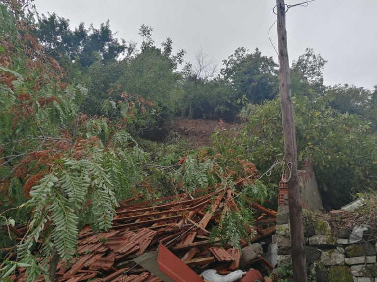 """ΕΛΓΑ: Αποζημιώσεις 1,6 εκατ. ευρώ για τις καταστροφές του """"Ιανού"""""""